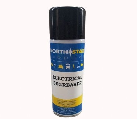 Electrical Degreaser 400ml - North Star Supplies